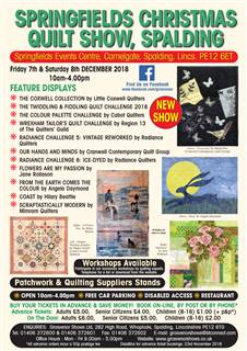 A New show, ideal for last minute christmas gifts.
