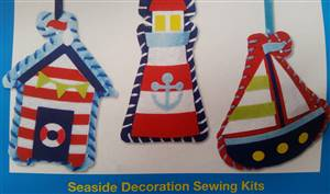 Seaside Decoration Kit