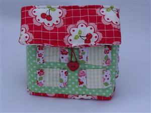 "4.5"" x 5"" Pin Cushion House Kit"