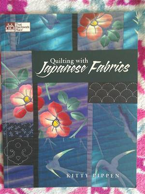 Quilting with Japanese Fabrics Book
