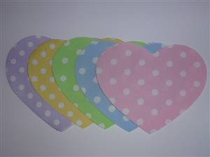Heart Pre-Cut Applique