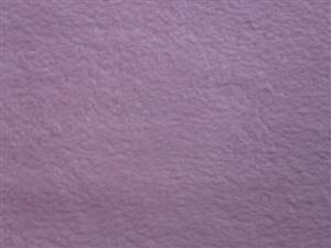 Pale pink Soft Fleece Fabric