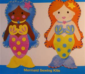 Mermaid Cushion Kit