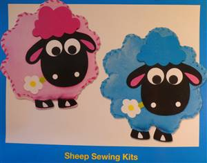 Sheep Cushion Kit