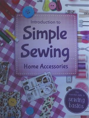Introduction to Simple Sewing Book