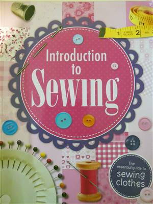 Introduction to Sewing Book