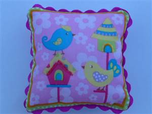 Sweet Birdie Pin Cushion Kit