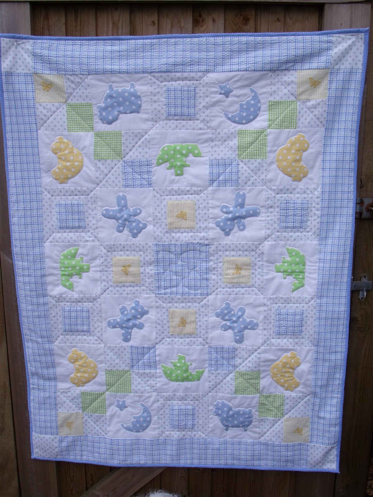 Baby Patterns : free quilt patterns, baby quilt patterns, applique