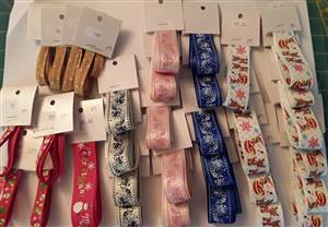 Grosgrain ribbons 33M