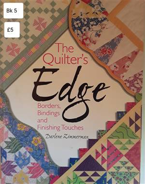 Bk 5 The Quilters Edge Book