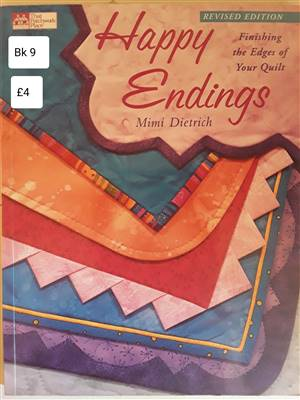 Bk 9  Happy Endings Book