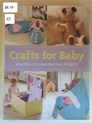 Bk 19  Crafts for baby Book