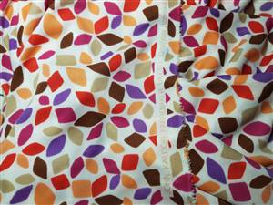 "John Kaldor Stretchy Jersey Type Fabric.  60"" x 2.25M"