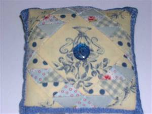 Patchwork Pin Cushion