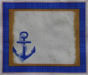 "Anchor Quilt Label.5.25"" x 4.75"""