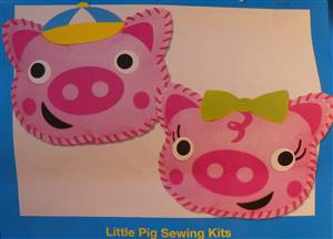 Pig Cushion Kit