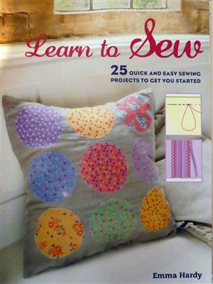 Learn to Sew Book