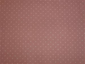 Dusky pink Cotton Fabric 56""